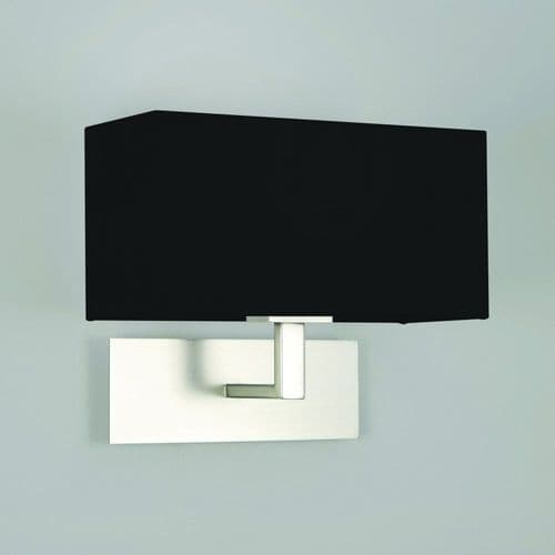 Astro 1080022 Park Lane Wall Light With Black Shade